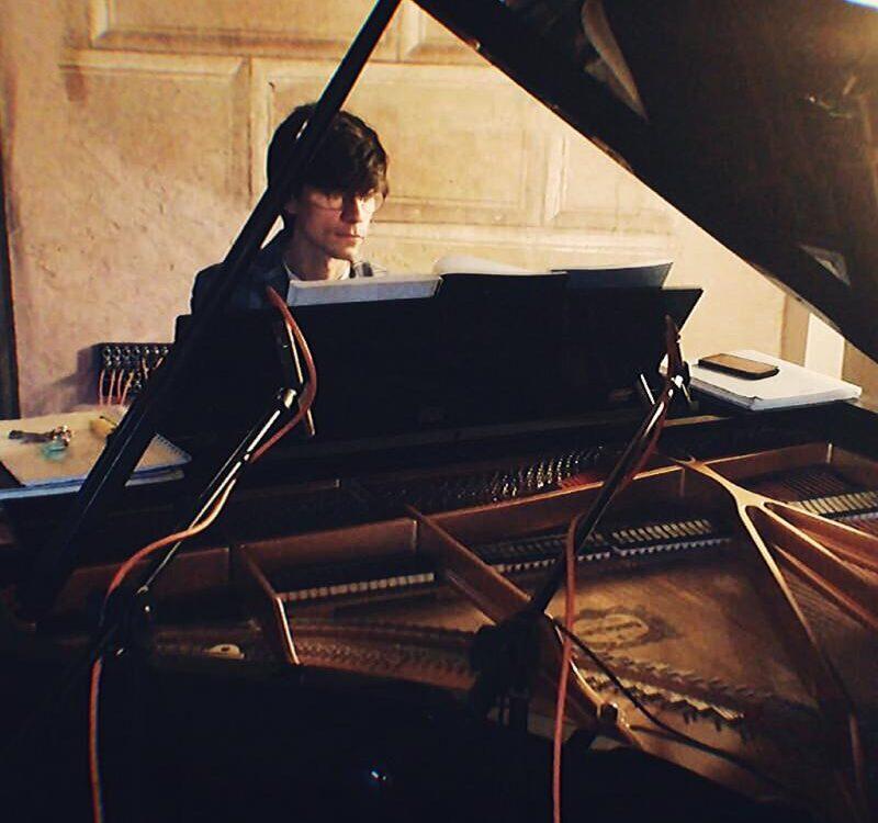 Nicolò Rizzi, pianoforte